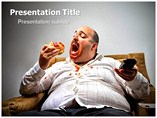 Eating Disorder PowerPoint Templates