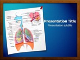 Respiratory Failure Powerpoint Templates