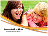 Teens PowerPoint Templates