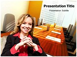 Young Professional PowerPoint Templates