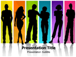 Youth Violence PowerPoint (PPT) Templates