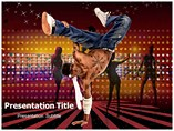 Hip Hop Culture Powerpoint (PPT) Templates