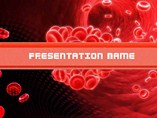 Red Blood Cell - Powerpoint Template