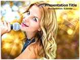 Star Performer Powerpoint Templates