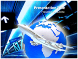Airlines Powerpoint Templates