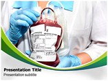 Blood Transfusion PowerPoint Templates