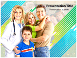 Family Care Powerpoint Template