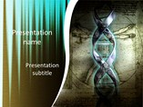 DNA 2 Powerpoint Template