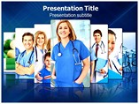 Medical System Powerpoint Template