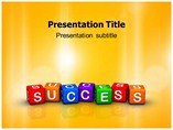 Success Factor PowerPoint Background