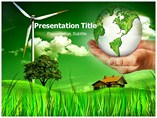 Environmental Science Powerpoint Template