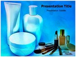 Cosmetic Products Powerpoint Template