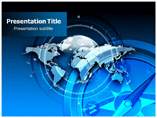 Global Navigation Powerpoint Template