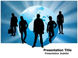 International Trade PowerPoint Background