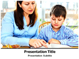 Home Tutor Powerpoint Template