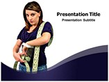 Raffle Tickets Powerpoint Template