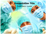Emergency Physician Powerpoint Template