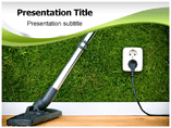 Green Energy Power Powerpoint Template