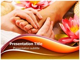 Powerpoint Template on Massage
