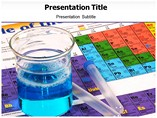 Chemical Formula Powerpoint Template