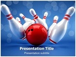 Targeting Bowling Powerpoint Template