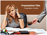 Busyness PowerPoint Theme