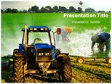 Agricultural Equipments Powerpoint Template