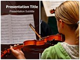 Music Education Trust PowerPoint Templates