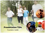 Public Health Environmental Powerpoint Template