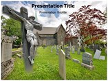 Death Of Christian Powerpoint Templates