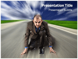 Goal Modeling Template PowerPoint