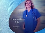 mac powerpoint templates free - Nurse