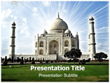 Tourism History In India Info PowerPoint Templates