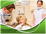 Periodontist Powerpoint Templates