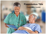 Patient  Powerpoint Template