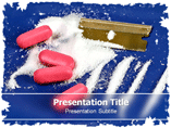 Drug Addiction Powerpoint Template