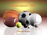 Sports Powerpoint Templates - Sports Mania