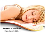Sound Sleep Powerpoint Template