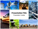 Green House Effect Powerpoint Templates