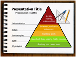 Need Hierarchy PowerPoint Background