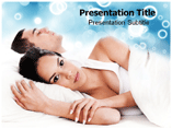 Sleeping Disorder Powerpoint Template