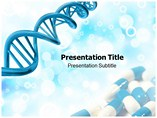 Genetic medicine  PPT Template