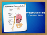 Cancer Powerpoint Background