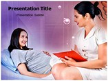 Parental Care Powerpoint Templates