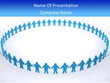 Cooperative PowerPoint Theme