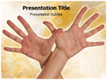Hands Powerpoint Templates