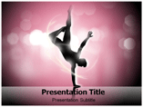 Western Dance Powerpoint Template
