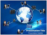 Grid Computing Powerpoint Template