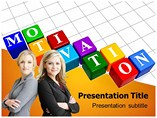 Motivation Rules PowerPoint Background