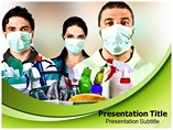 Infection Control Powerpoint Templates